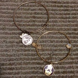 Alex and Ani💕 copper bracelet in F
